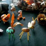 figuras recicladas matracala